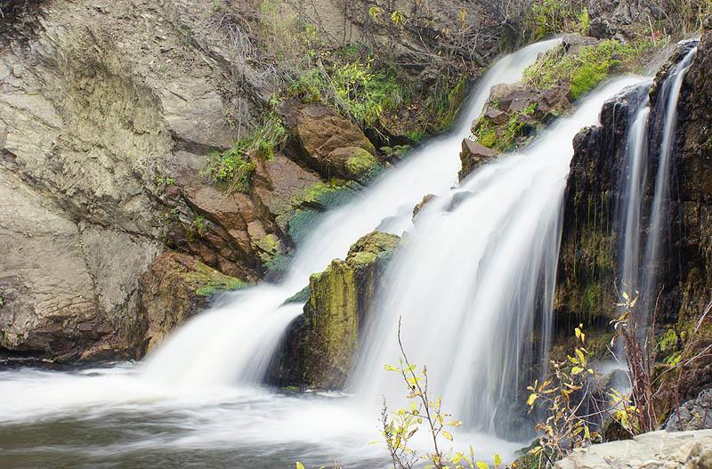 Беловский водопад
