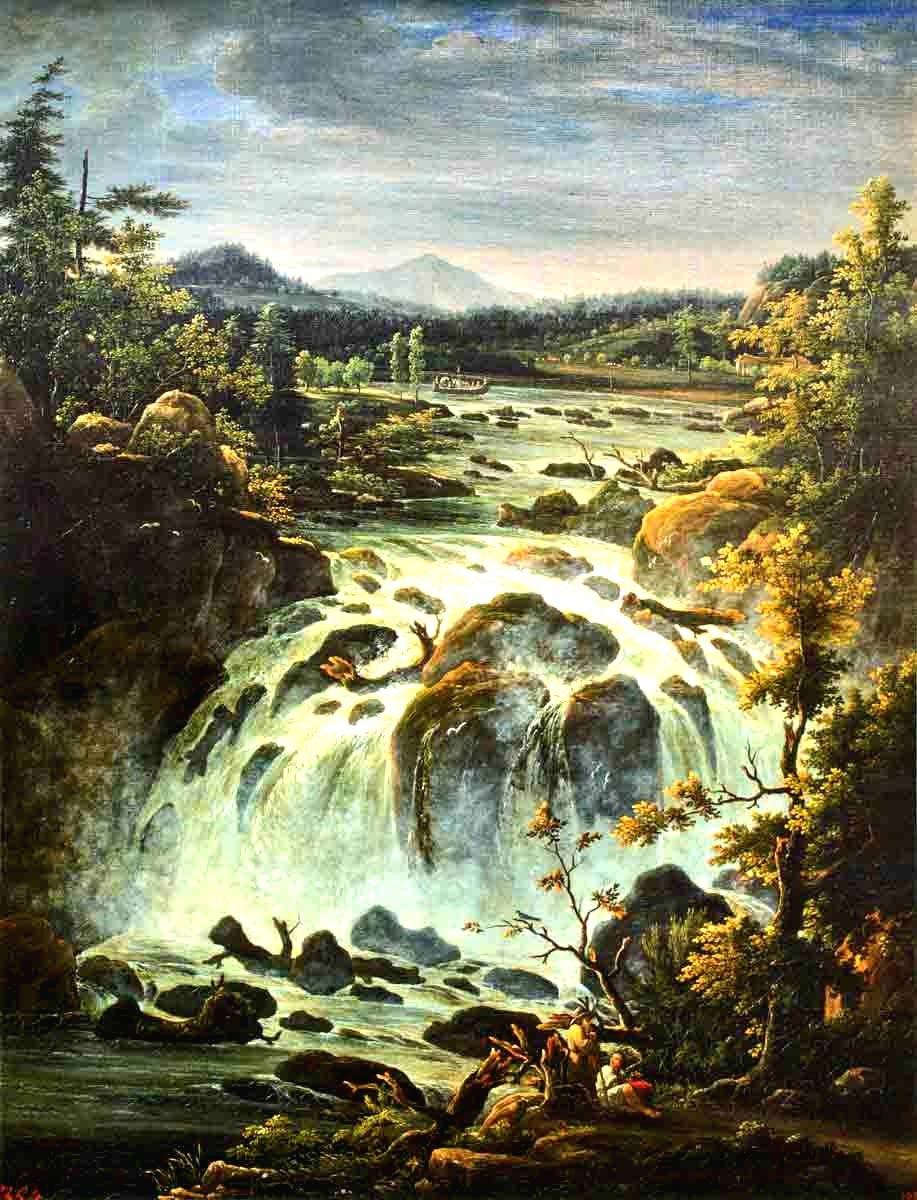 Водопад Иматра