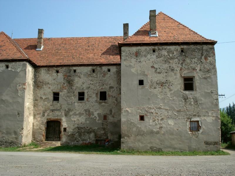 Чинадиевский  замок