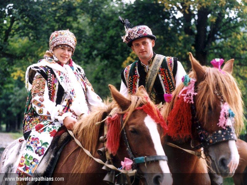 Гуцульская свадьба