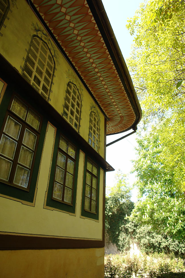 Бахчисарай - ханский дворец