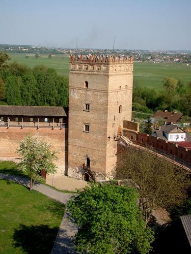 Луцкий замок или замок Любарта.