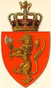 Герб Норвегии.