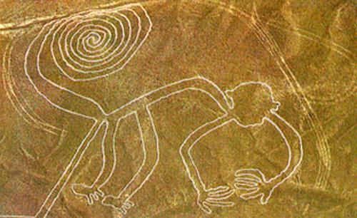 рисунки пустыни наска фото