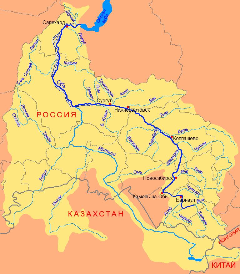 Ob_river_basin