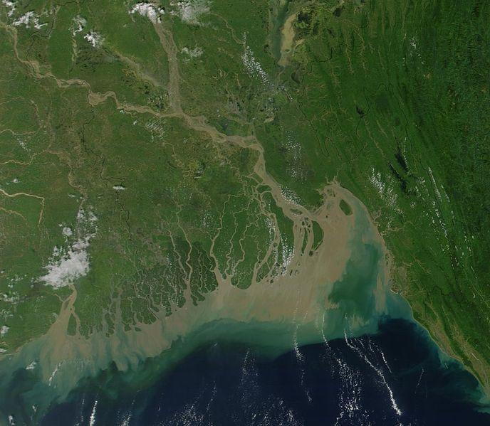 дельта Ганга