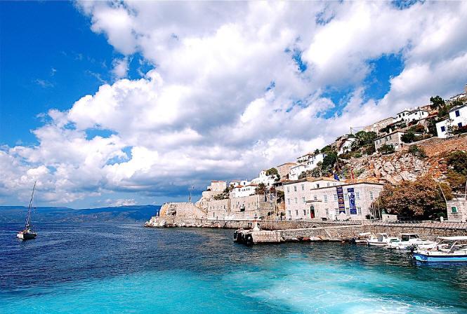 Острова Греции. Карта Греции с островами. Достопримечательности островов Греции.