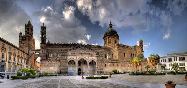Палермо - главный город Сицилии.
