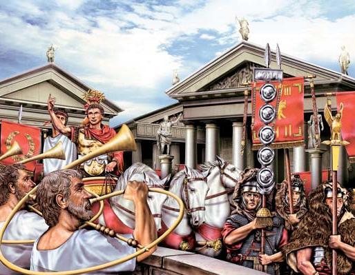 Рим – город где