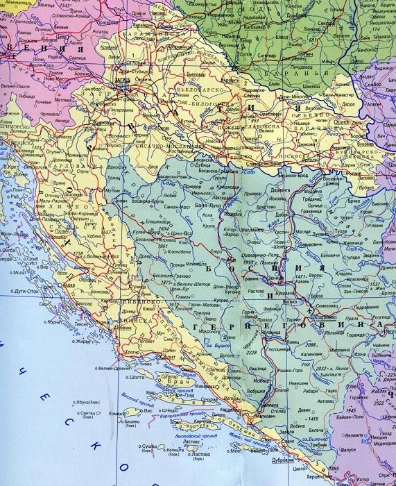Где находится гана на карте мира