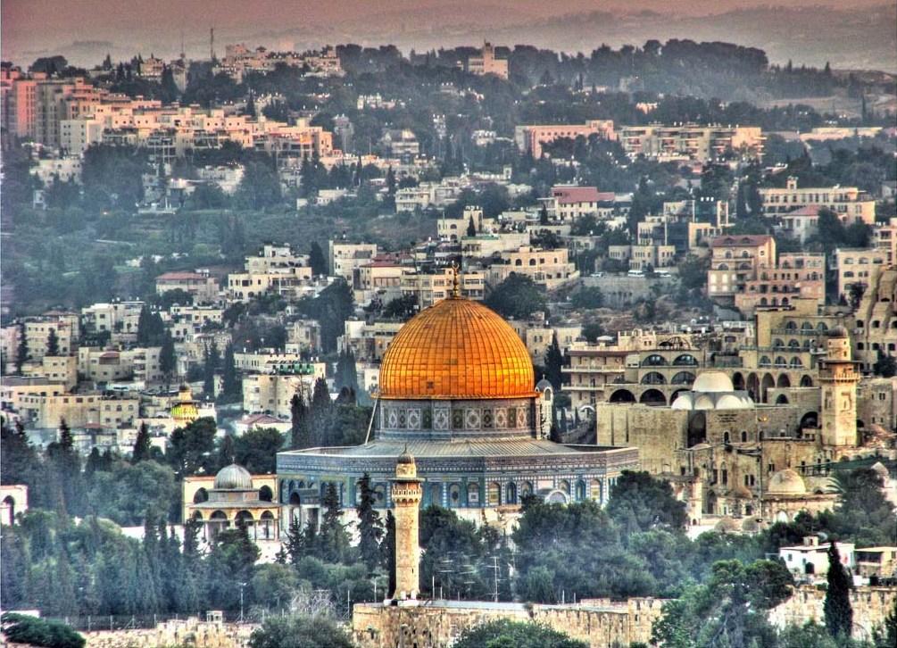 город иерусалим смотреть фото особенности строения здания