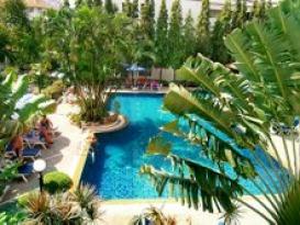 6. *Diana-Oasis* Residence Hotel/Studios & Garden Restaurant: комфортные номера, дружелюбная обстановка, исключительная чистота, отличный ресторан, тихо, красивый бассейн, удобное расположение.