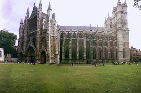 Вестминстерское аббатство в Лондоне: фото, картинки, видео. Кто похоронен в аббатстве и другие интересные факты.