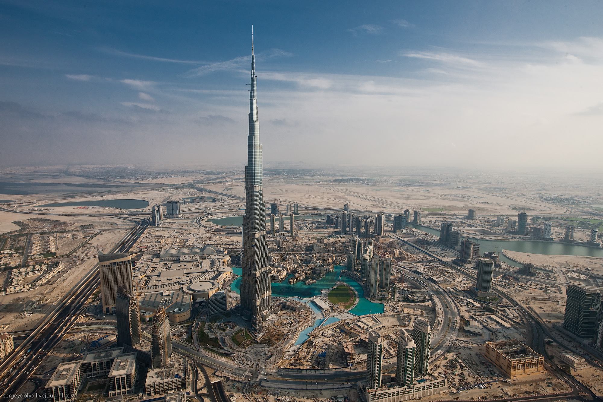 Дубай башня бурдж халифа высота тенерифе дом купить