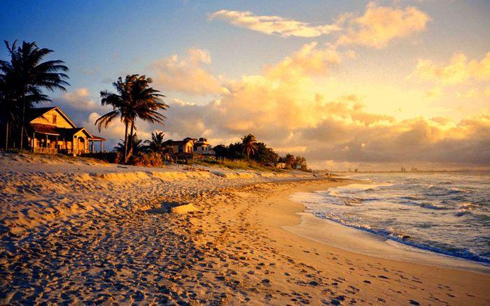 На Варадеро можно не только понежиться под солнцем на мягком песке