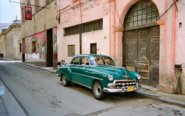 Столица Кубы – Гавана также является весьма популярным и посещаемым курортом.