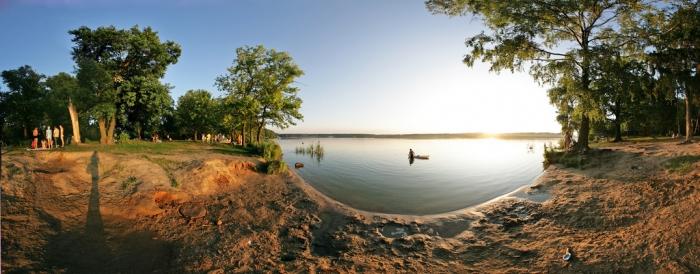 озеро для рыбалки в купавне