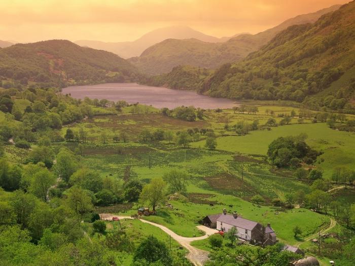 Картинки природы южной англии