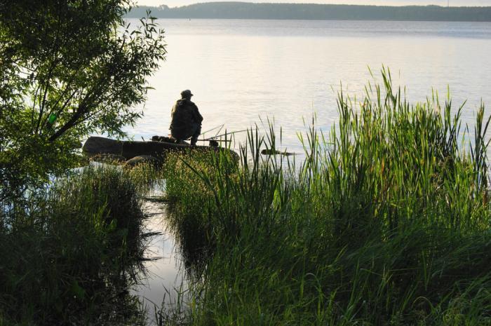 спиннинг рыбалка на озерах видео