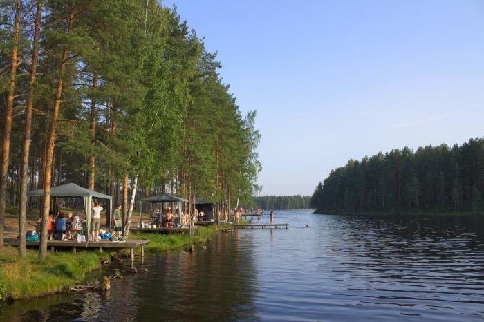 Платная рыбалка во всеволожском районе