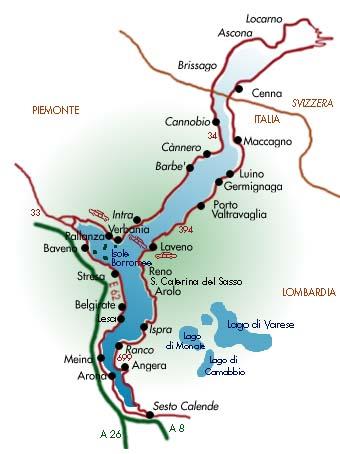 mappa lagomaggiore
