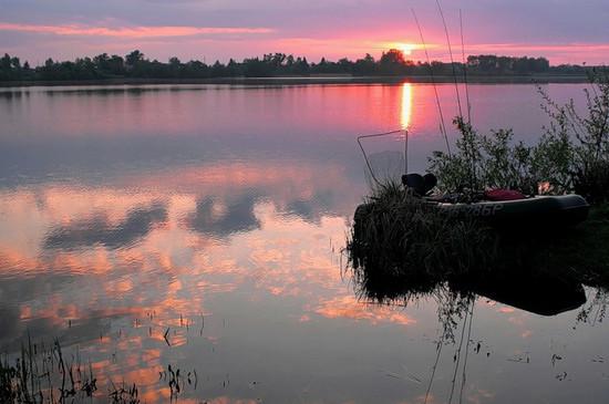 озера брянска рыбалка