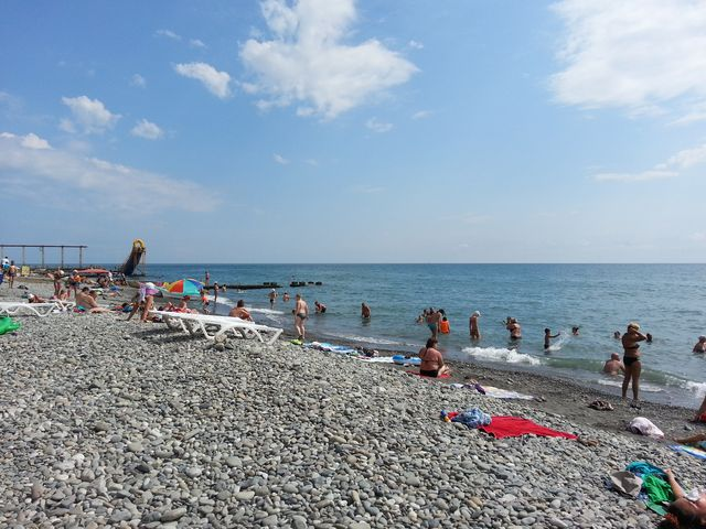 Видео с нудисткого пляжа франция