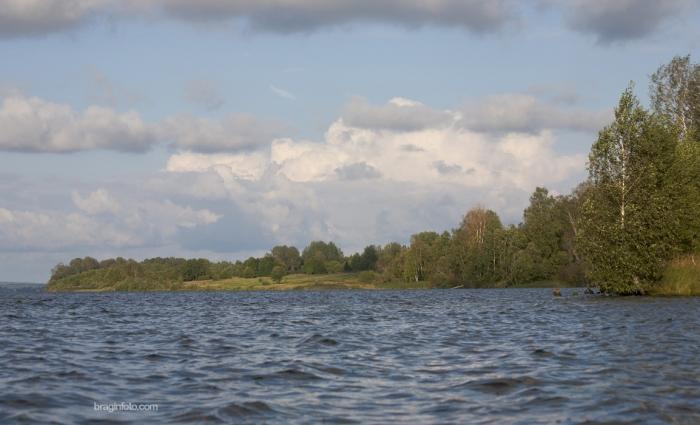 места ловли на яузском водохранилище