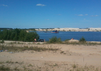 лунское озеро нижний новгород фото