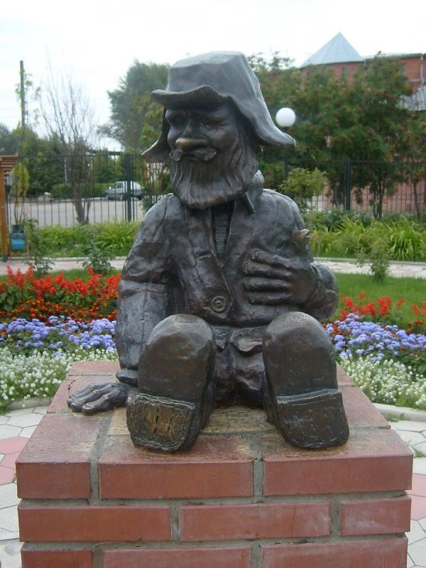 Памятники томска фото и описание