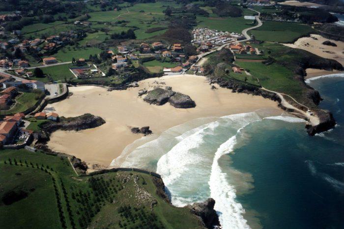 пляж Паломбина