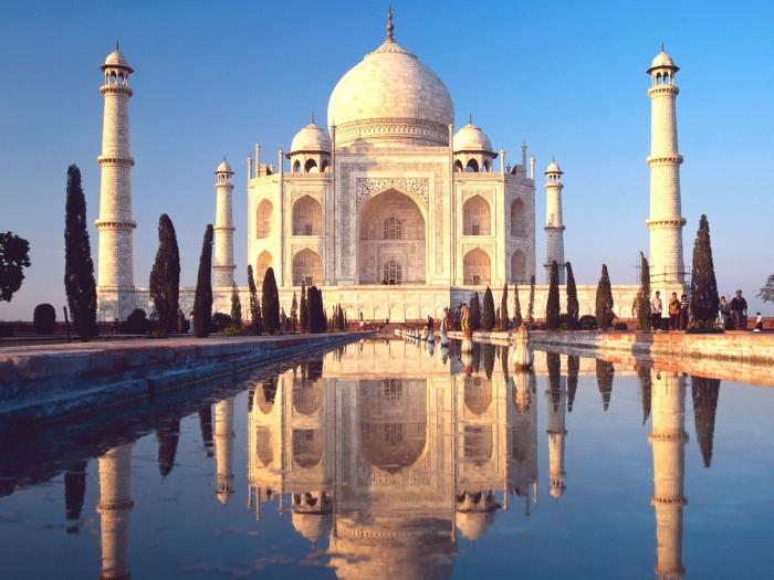 достопримечательности индии фото с названиями