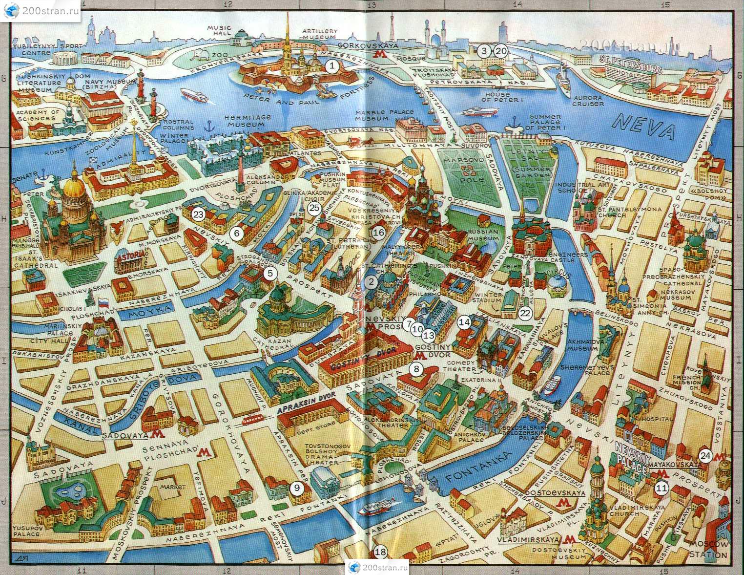 карта города санкт-петербурга картинки раз заселившись дерево