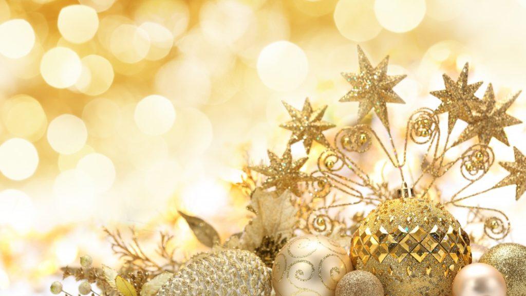 Красивые картинки с новогодним фоном