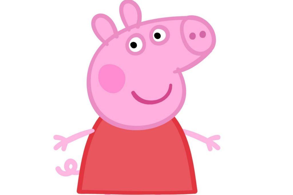 Новогодние картинки свинки Пеппы