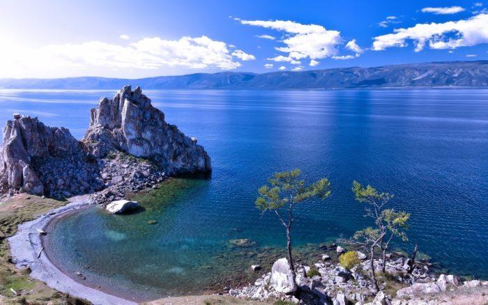 Самые глубокие озера мира - Байкал