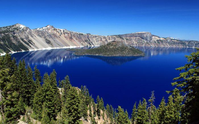 Самые глубокие озера мира - Крейтер
