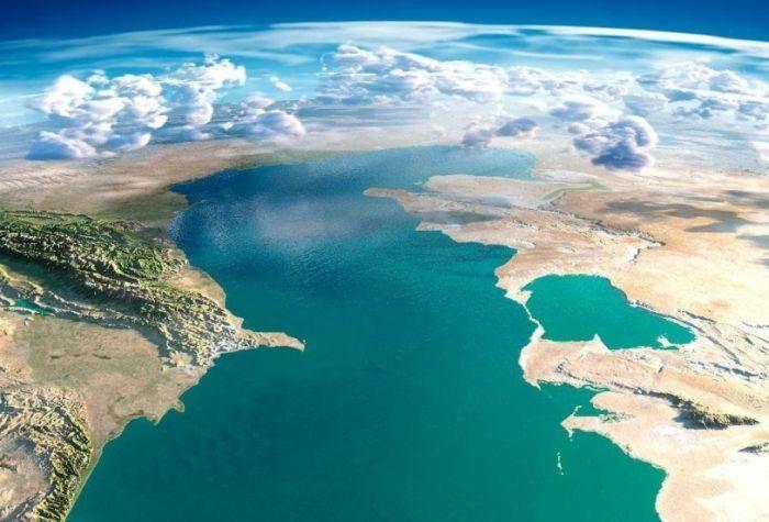 Самые большие озера - какое самое большое озеро в мире - Каспий