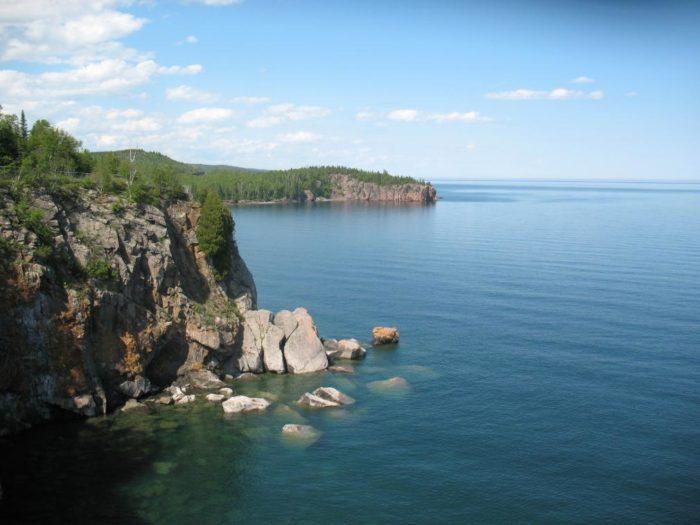 Самые большие озера - какое самое большое озеро в мире - 2 - Верхнее
