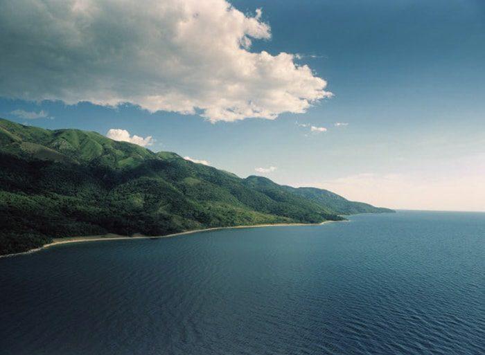 Самые большие озера - какое самое большое озеро в мире - 7 - Танганьика