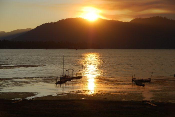 Самые большие озера - какое самое большое озеро в мире - 9 - Большое Медвежье озеро