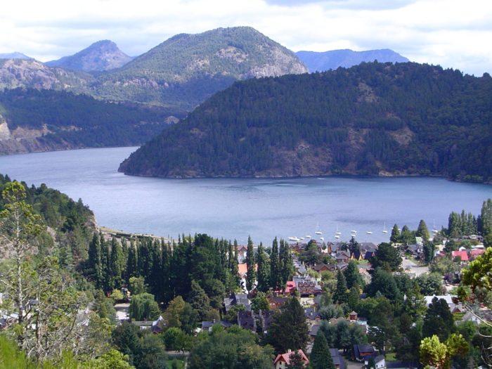 Самые глубокие озера мира -Сан-Мартин