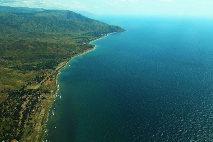 Самые глубокие озера мира -Танганьика