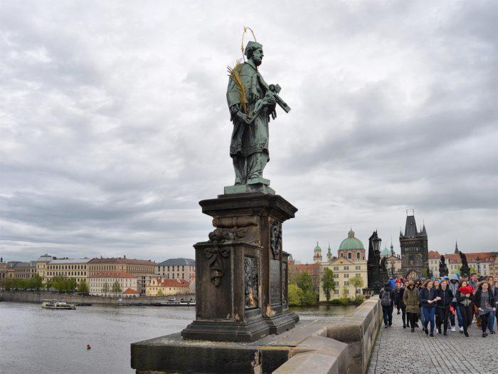 День Яна Непомуцкого в Праге - Сватоянские торжества Навалис в Чехии