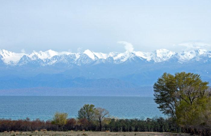 Самые популярные озера мира - Иссык-Куль
