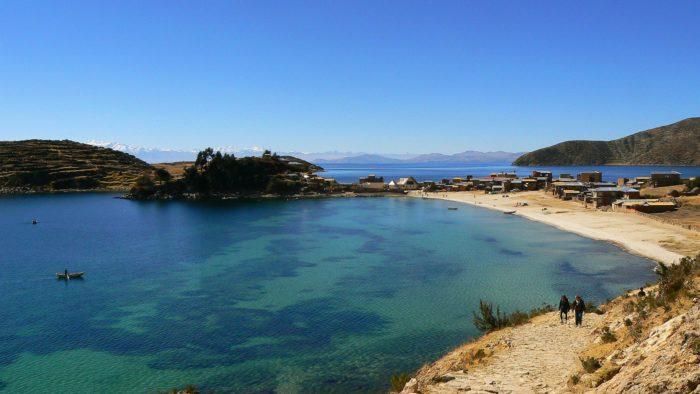 Самые популярные озера мира - озеро Титикака