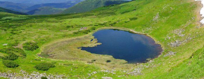 Самые чистые озера мира - озеро Бребенескул