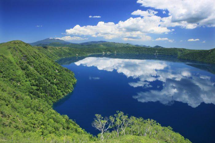 Самые чистые озера мира - озеро Масю