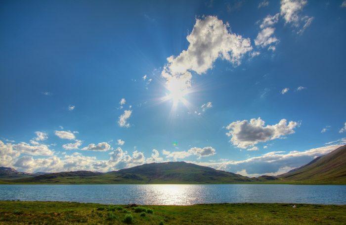 Самые чистые озера мира - озеро Шеосар