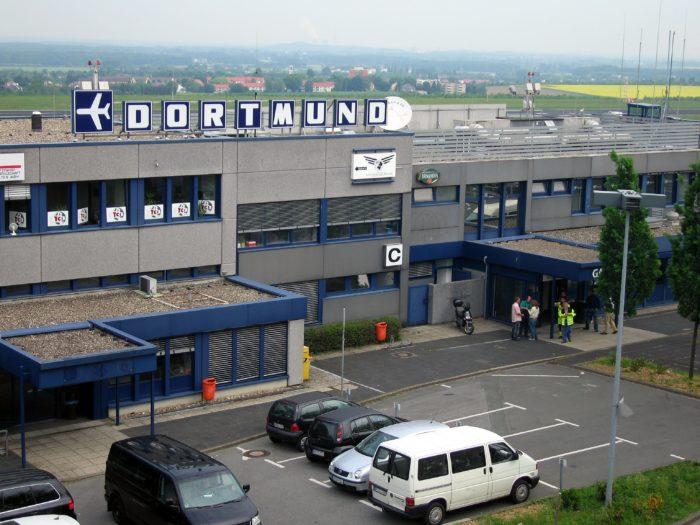 Как добраться в Дортмунд